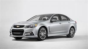 2014 Chevrolet SS Chevy Review Ratings Specs Prices