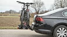 thule easyfold xt 2 auto hecktr 228 ger f 252 r zwei fahrr 228 der im