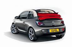 Vauxhall Adam Cabriolet Is Coming Auto Express