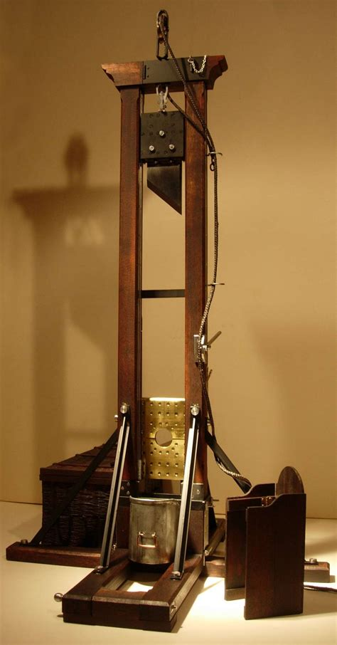 Guillotine Pictures