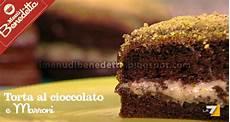 crema al cioccolato benedetta torta al cioccolato con crema e marroni la ricetta di benedetta parodi