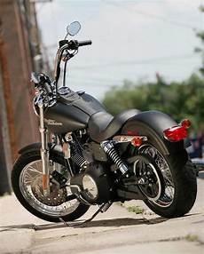 Harley Bob - harley davidson bob 2006 on review mcn