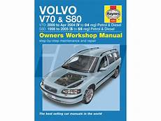 car repair manual download 2001 volvo s80 spare parts catalogs volvo haynes shop manual uk edition 111183 9l4263