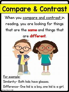 compare and contrast rl1 9 compare contrast first
