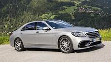 2018 Mercedes Amg S63 Review Big Baby