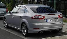 Ford Mondeo Titanium - file ford mondeo titanium s ba7 facelift heckansicht