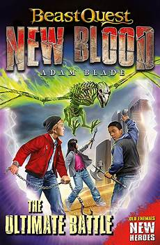beast quest new blood the ultimate battle