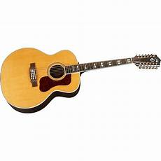 Guild F512 Vintage Jumbo 12 String Acoustic Electric