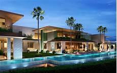 bali luxury villa for rent in dubai emirates hills dubai saota architects luxury modern