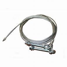 cable pour porte de garage cable de tension pour porte de garage sectionnelle tout