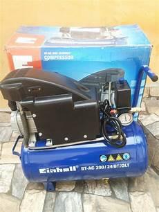 compressor de ar einhell bt ac 200 24 bivolt semi novo