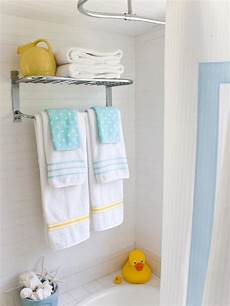 Bathroom Towel Decorating Ideas 20 Small Bathroom Design Ideas Hgtv