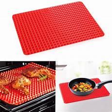 pyramid pan non stick silicone cooking mat silicone baking