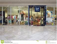 State Mall Gap by Gap Clothing Store Editorial Stock Photo Image Of