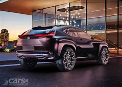 Lexus UX Concept  An Urban SUV Replacement For The Woeful