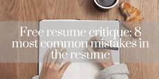 8 secrets of a good resume be the best with free resume