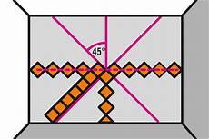 Fliesen Diagonal Verlegen - fliesen verlegemuster hornbach