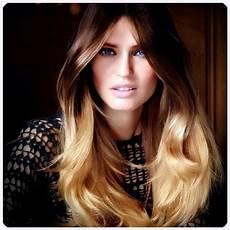 Haarfarben Trends 2018 Damen Frisuren Frisuren