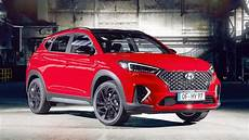 hyundai tucson n line 2020 hyundai tucson n line sportier and more efficient
