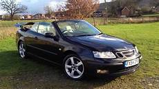 for sale saab 9 3 vector 2 0t 175 bhp cabriolet