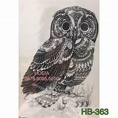Wow 12 Koleksi Tato Burung Hantu Gambar Tato Keren