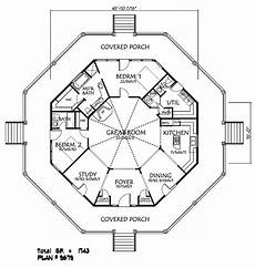 octagon house plan main floor octagon house plans pinterest
