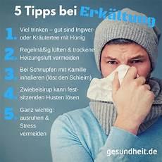 was tun gegen erkältung tipps gegen erk 228 ltung gesundheit de