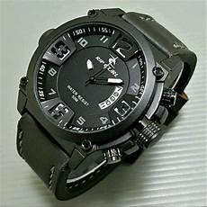 jual jam tangan pria sport ripcurl bahan tali kulit di lapak jakarta arloji laris shop19