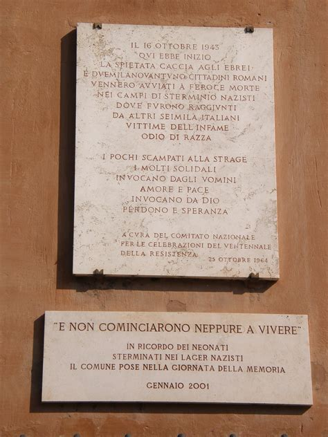 History Of The Jews In Italy