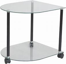 beistelltisch auf rollen home affaire beistelltisch auf rollen dekorativer tisch