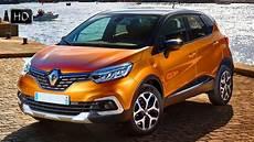2017 Renault Captur Crossover Facelift Exterior Interior