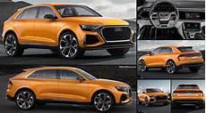 Audi Q8 Sport Concept 2017 Pictures Information Specs