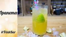 ipanema alkoholfreier cocktail selber machen rezept