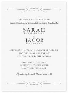 Wedding Invitation Wording Hosting
