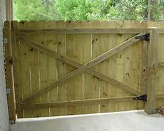 zauntor selber bauen how to build a wooden gate