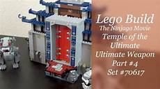 let s build lego ninjago temple of the ultimate ultimate
