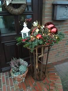 Deko Schale Rostig Weihnachtsdekoration