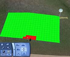comment rendre un terrain plat les sims