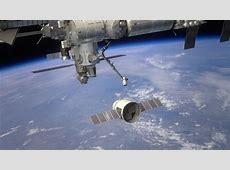 spacex space station docking
