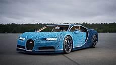 Lego Built A Size Bugatti Chiron You Can Drive Car