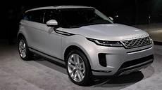 2020 range rover evoque 2020 range rover evoque brings mild hybrid power to