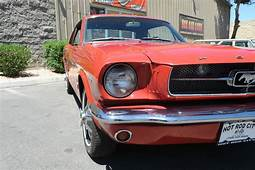 1964 1/2 1965 Ford MUSTANG Coupe Hurst 4 Speed Matching