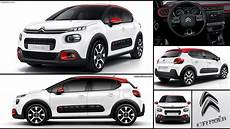 2018 Citroen C3 All Features