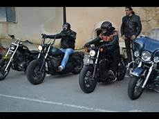 Harley Davidson Club Bike