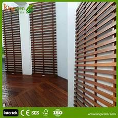 kingreen intertek wood plastic composite wall panels wpc