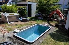 Mini Pool Kaufen - wat meersalzwasser tauchbecken minipool design