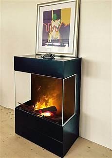 Elektrokamin Modernes Design - elektrokamin 3d flammeneffekt