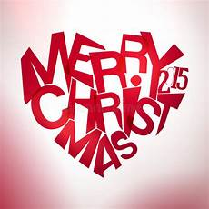 merry christmas typography at heart shape stock vector illustration of text shape 45047731