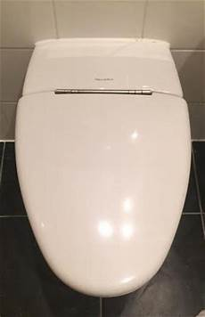 Villeroy Boch Toilettensitz - villeroy boch new toilet seat with standard hinges
