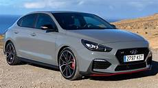 Hyundai I30 Fastback N Performance Driving Pleasure
